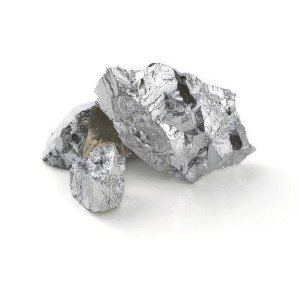 chromium in its solid chemical form